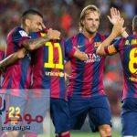 موعد مباراة برشلونة