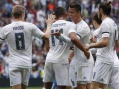 موعد مباراة ريال مدريد اليوم