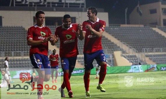موعد مباراة الاهلى والفيصلى الاردنى اليوم فى البطولة العربية 2017