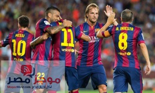 موعد مباراة برشلونة وغرناطة اليوم الاحد 2-4-2017 ميعاد مباراة برشلونة اليوم فى ماتش الدورى الاسبانى ليجا