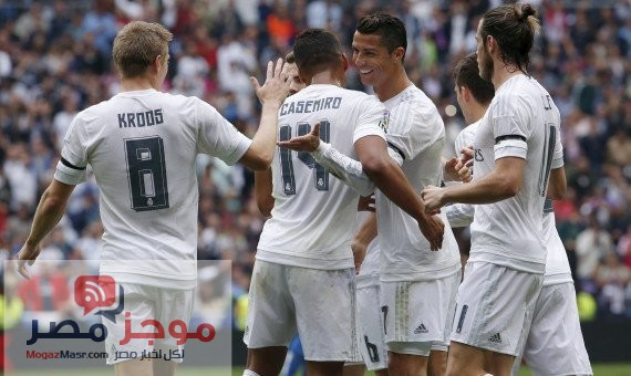 موعد مباراة ريال مدريد ونيقوسيا اليوم فى دورى ابطال اوروبا ميعاد ماتش ريال مدريد اليوم