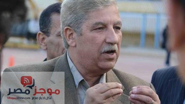 محافظ الاسماعيلية يأمر بأزالة العواقب ودعم مشروع قرية الامل لشباب الخريحين