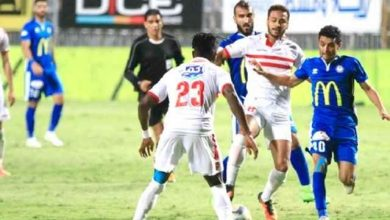 Photo of موعد مباراة الزمالك وسموحة اليوم فى نهائى كأس مصر 2018