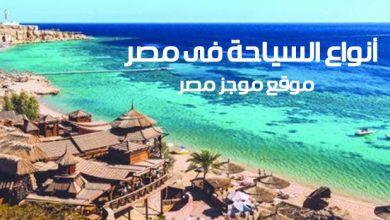 Photo of انواع السياحة فى مصر لتقديم البحث كامل لطلاب الابتدائية