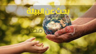 Photo of البيئة دائمة التعرض الى اعتداءات كثيرة .. بحث عن البيئة للصف الثالث الاعدادي كامل