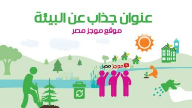 Photo of عنوان جذاب عن البيئة لطلاب الاعدادية