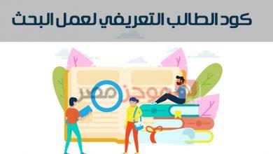 Photo of معرفة كود الطالب لعمل البحث عبر موقع studea.emis.gov.eg الاستعلام عن اكواد الطلاب بالرقم القومي