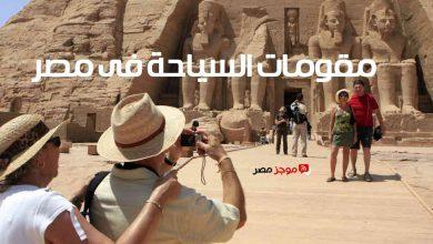 Photo of مقومات السياحة فى مصر لبحث طلاب المرحلة الابتدائية