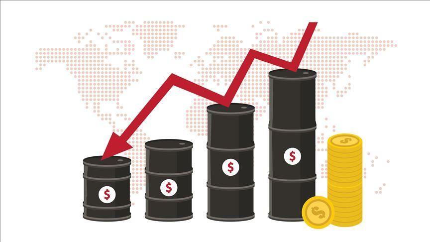 سعر النفط يشهد تذبذب كبير بعد أن سجل أدنى مستوى تاريخي