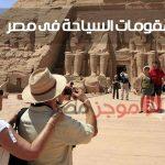 مقومات السياحة فى مصر للصف الخامس الابتدائي