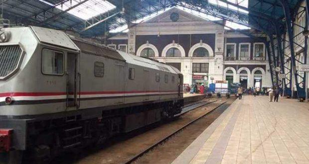 هيئة السكة الحديد - يوم الاحد حجز تذاكر القطارات