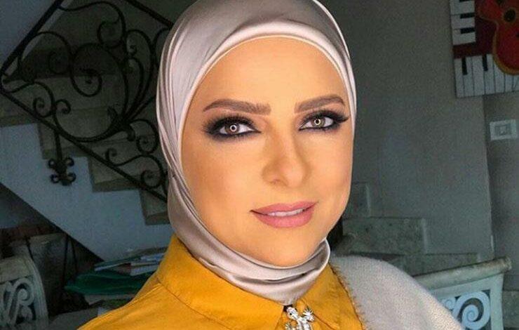 فيديو الاعلامية دعاء فاروق أبنتها