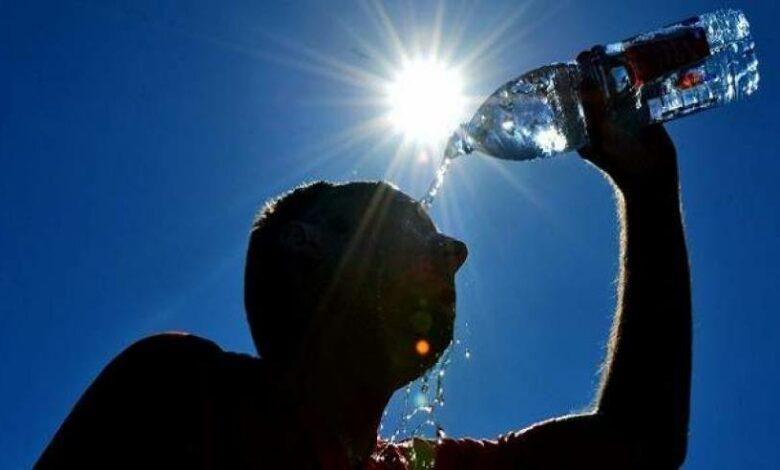 الجو بكرة للناس الشديدة درجات الحرارة