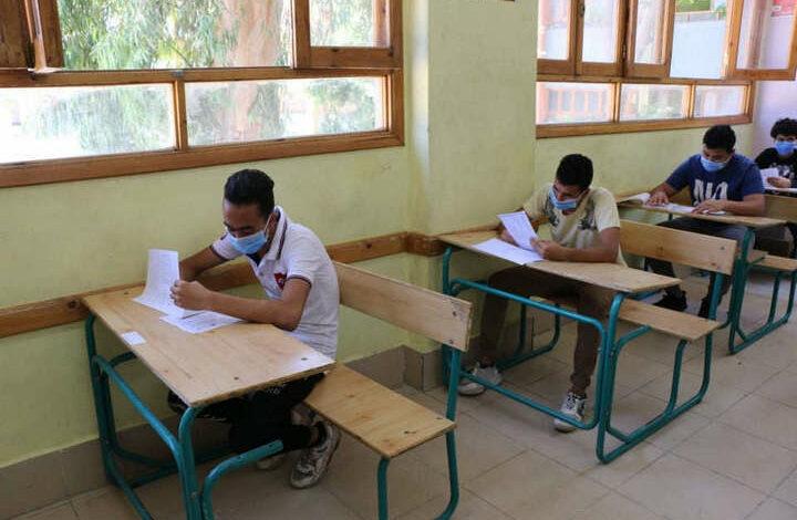 الفئات المسموح لها بدخول امتحانات الثانوية العامة 2020 الدور الثاني