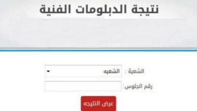 Photo of نتيجة دبلوم فني صناعي زراعي تجاري 2020 برقم الجلوس بوابة التعليم الفني