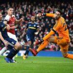 أرسنال يفوز على فولهام 3-0 في الدوري الإنجليزي الممتاز