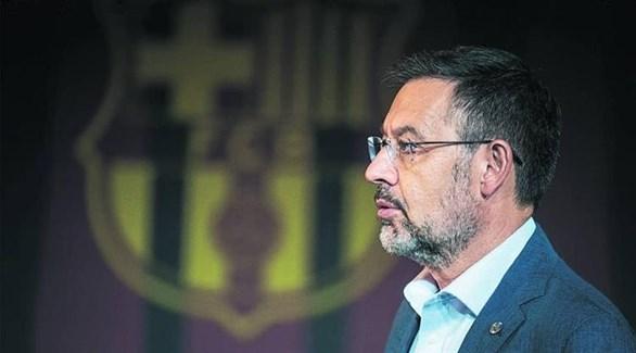 بيان رسمي من برشلونة عن حملة سحب الثقة عن بارتوميو