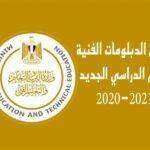 تنسيق الدبلومات الفنية محافظة الغربية 2022 نظام 3 و5 سنوات (الصناعي والتجاري والزراعي والفندقي)