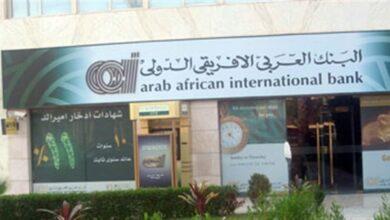 عناوين فروع البنك العربي الأفريقي في القاهرة