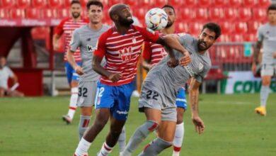 Photo of غرناطة يفوز على أتليتيك بلباو بنتيجة 2-صفر فى الدوري الاسباني