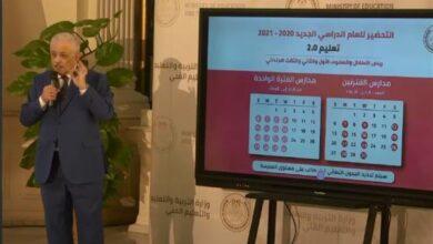Photo of قرارات وزير التربية والتعليم فى مؤتمر اليوم خطة حضور الطلاب بالمدارس في العام الدراسي الجديد