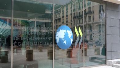 Photo of منظمة التعاون الاقتصادي ترفع توقعاتها للاقتصاد العالمي بسبب التعافي الأمريكي والصيني