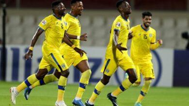 موعد مباراة التعاون السعودي والشارقة الإماراتي في دوري أبطال آسيا اليوم