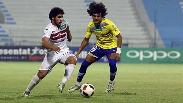 موعد مباراة الزمالك وطنطا اليوم في الدوري المصري الممتاز