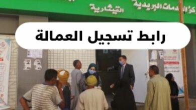 Photo of منحة السيسي للعمالة غير المنتظمة عبر رابط استمارة تسجيل موقع www manpower gov eg