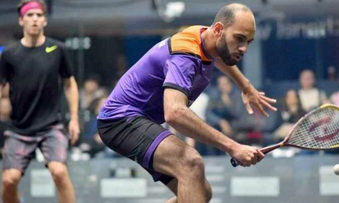الاسكواش المصري يواصل التفوق في بطولة العالم