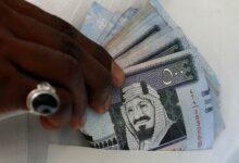 الريال السعودي جاله اكتئاب بسبب الجنيه المصري