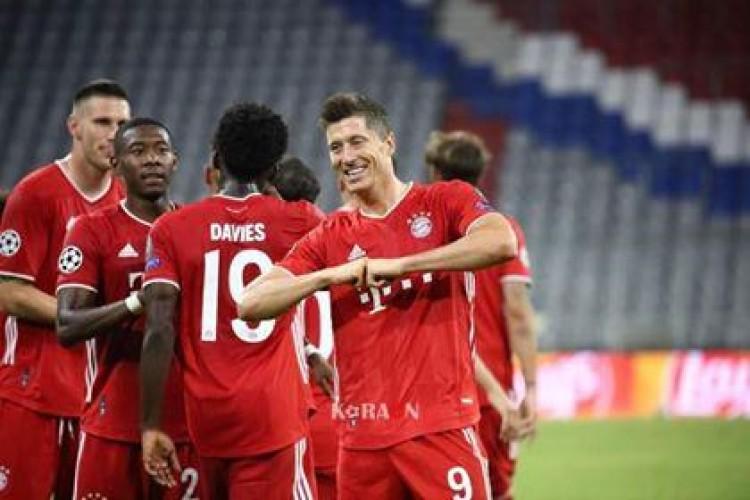 تشكيل بايرن ميونخ وأتلتيكو مدريد المتوقع اليوم في دوري أبطال أوروبا
