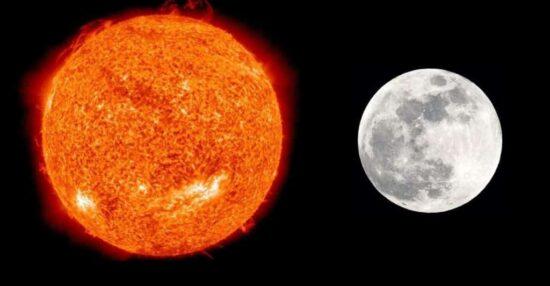 تفسير رؤية الشمس والقمر مجتمعين في المنام