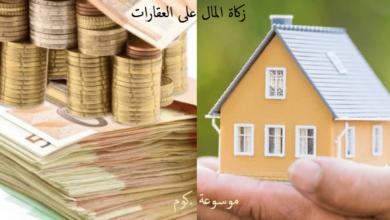 Photo of زكاة المال على العقارات