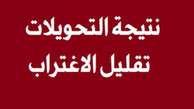 Photo of رابط بوابة الحكومة المصرية للاستعلام عن نتيجة تقليل الاغتراب المرحلة الثالثة 2020 بالاسم وبرقم الجلوس