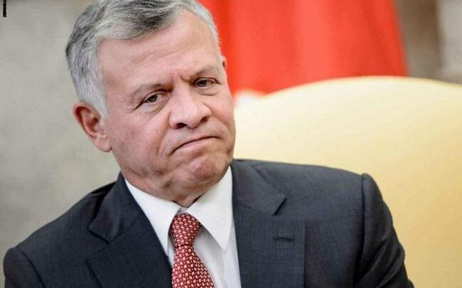 ملك الاردن يقبل استقالة الحكومة الأردنية