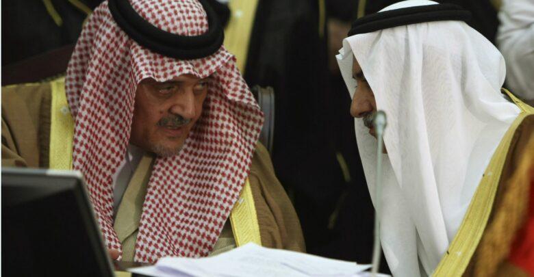 من هو ثاني وزير خارجية سعودي