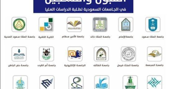 شروط القبول في الماجستير في السعودية