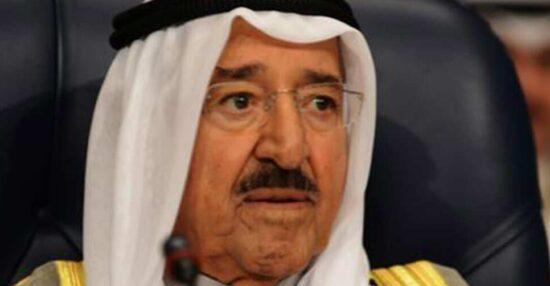 متى تولى الشيخ صباح الحكم