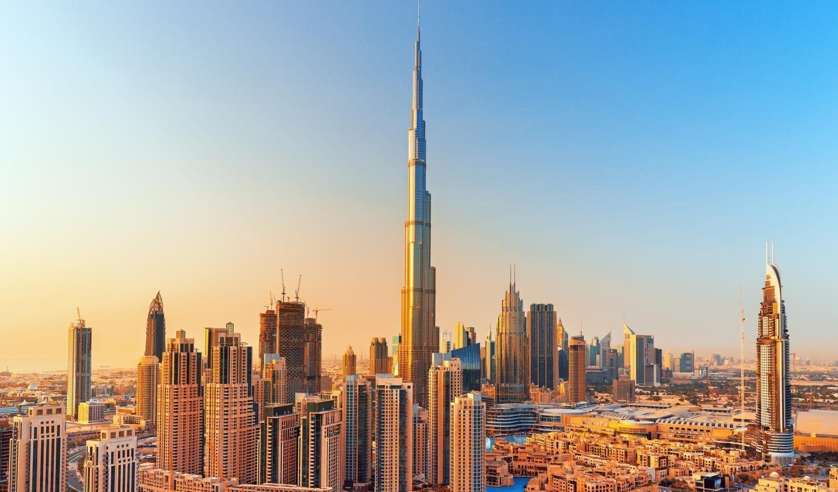 اماكن جميلة في دبي
