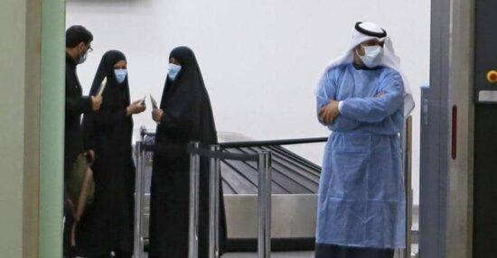 كم حاله مرض كورونا في الكويت