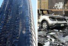 سبب حريق برج النهدة بالامارات