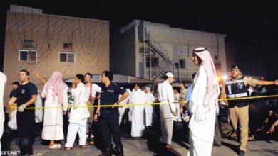 Photo of قصة حريق خيمة الجهراء