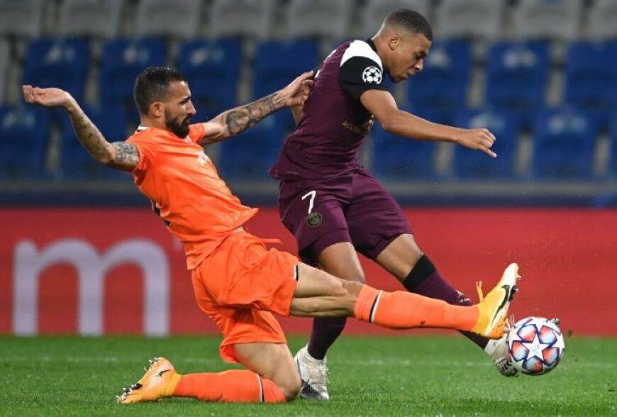 باريس سان جيرمان 2- 0 باشاك شهير في دوري أبطال