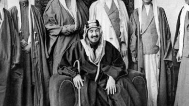 كم عدد زوجات الملك عبدالعزيز