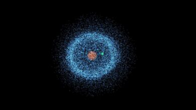 Photo of أين تتواجد الإلكترونات في الذرة وما هو الجزئ وأنواعه بالتفصيل