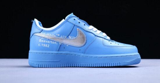 الحذاء الازرق في المنام الفاتح أو الغامق للعزباء والغير عزباء