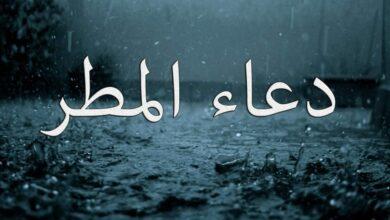 Photo of الدعاء تحت المطر في المنام للمتزوجة والعزباء والمطلقة لابن سيرين