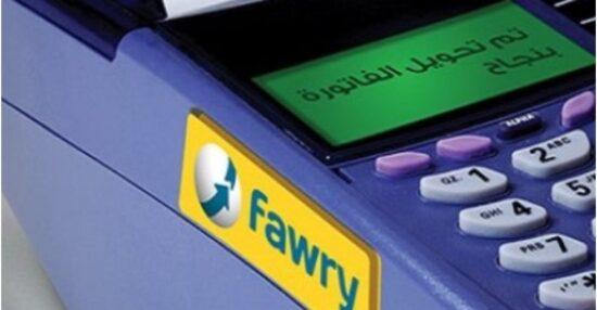 Cómo cargar la tarjeta de agua a través de la máquina Fawry