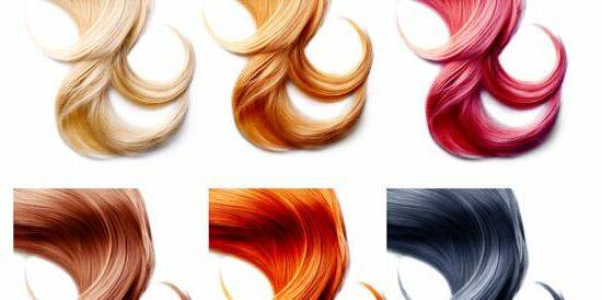 بخاخ تلوين الشعر للأطفال وما هي أفضل 6 طرق لتلوين الشعر في المنزل